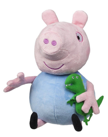 Peppa Pig Hug N Oink George Plush - Chickadee Solutions - 1