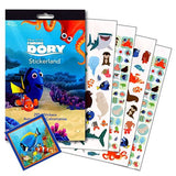 Finding Dory Stickers - Over 295 Reward Stickers Featuring Nemo Squirt Crush ... - Chickadee Solutions