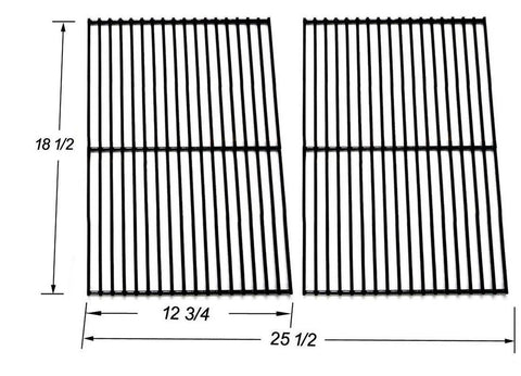 Porcelain Coated Stainless Steel Wire Cooking Grid for DCS and Charbroil Grills - Chickadee Solutions