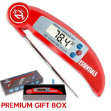 Instant Read Digital Meat & Kitchen Thermometer with Internal Probe & Battery... - Chickadee Solutions - 1