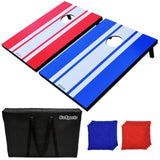 GoSports Classic Cornhole Set Includes 8 Bags 3' x 2' - Chickadee Solutions - 1