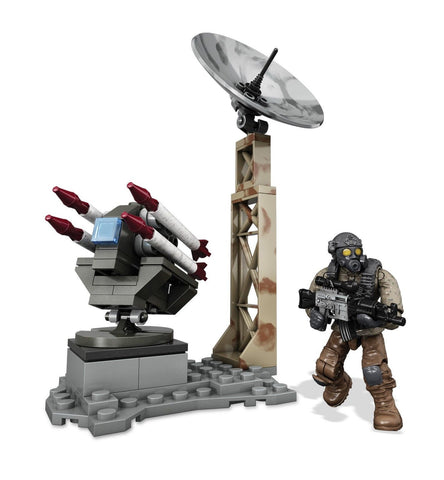 Mega Bloks Call of Duty Rocket Turret - Chickadee Solutions - 1