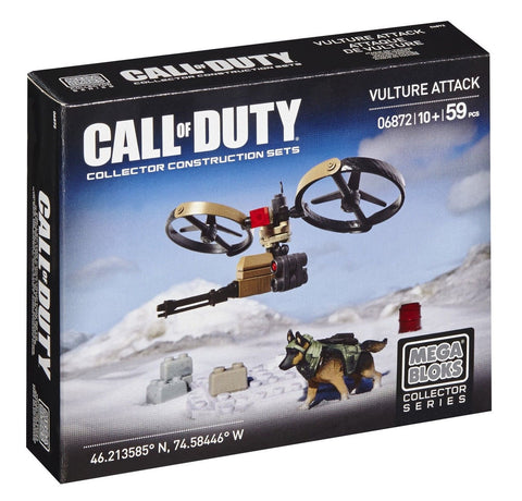 Mega Bloks Call of Duty Vulture Attack Building Set - Chickadee Solutions - 1