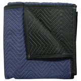 "Supreme Moving Blankets (12-Pack) - Weight: 65 Lbs Per Dozen - Size: 72"" x 80... - Chickadee Solutions"