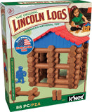LINCOLN LOGS Lake Union Lodge Standard Packaging - Chickadee Solutions