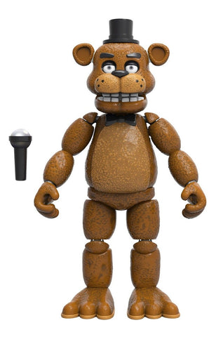 "Funko Five Nights at Freddy's Articulated Freddy Action Figure 5"" - Chickadee Solutions - 1"