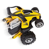 The Black Series Radio Controlled Street Savage Stunt Vehicle 49 MHz - Chickadee Solutions - 1
