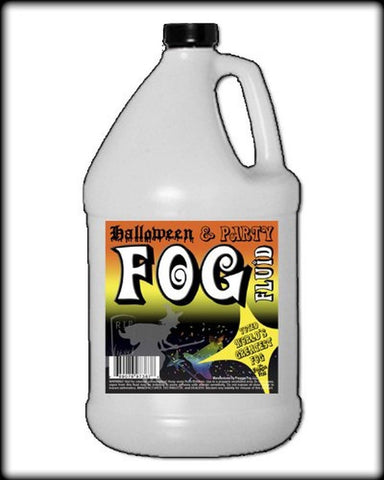 1 Gallon (128 Oz.) Great Party & DJ Fog Juice for Water Based Fog Machines - ... - Chickadee Solutions - 1