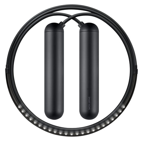 Tangram Factory - Smart Rope - LED Embeded Jump Rope - Displays Progress in Air - Chickadee Solutions - 1