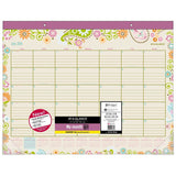 AT-A-GLANCE Academic Year Monthly Desk Pad Calendar July 2016 - June 2017 21-... - Chickadee Solutions - 1