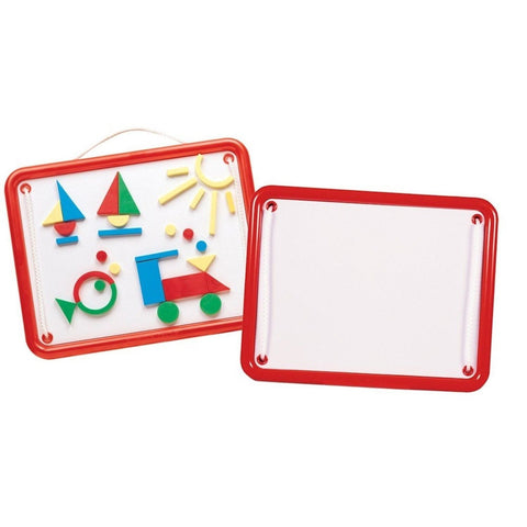 Educational Insights Magnetic Art Board - Chickadee Solutions - 1