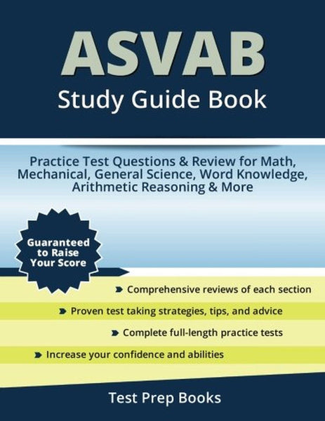 ASVAB Mathematics Knowledge Test Study Guide