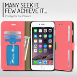 iPhone 6s Case roocase [Prestige Folio] iPhone 6s Wallet Case - [Stand Featur... - Chickadee Solutions - 1