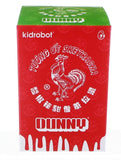 Kidrobot Sketracha 3-inch Dunny Figure SketOne Blind Box - Chickadee Solutions