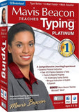 Mavis Beacon Teaches Typing Platinum 20 - Old Version - Chickadee Solutions