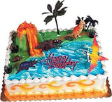 Oasis Supply Dinosaur Cake Rex Topper Kit 1 Set - Chickadee Solutions