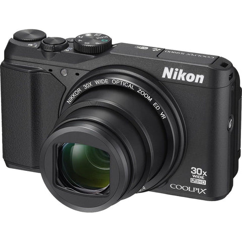 Nikon COOLPIX S9900 Digital Camera with 30x Optical Zoom and Built-In Wi-Fi (... - Chickadee Solutions - 1