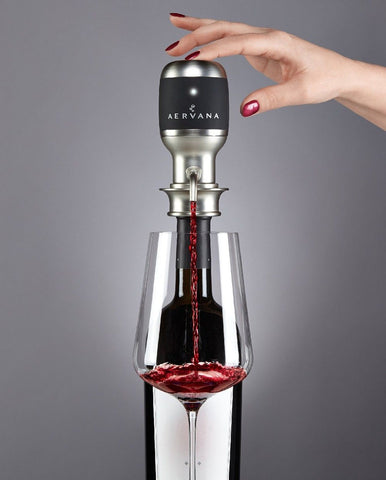 Aervana One-Touch Luxury Wine Aerator (Original Award Winning FDA Certificat... - Chickadee Solutions - 1