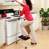 JSNY Handy Support Step Stool With Handle - Chickadee Solutions
