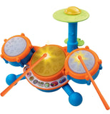 VTech KidiBeats Kids Drum Set - Chickadee Solutions - 1