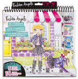 Fashion Angels Pet Lovers Fashion Full Size Sketch Portfolio - Chickadee Solutions - 1