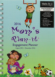 Wells Street by Lang Mom's 2016 Engagement Planner August 2015 to December 20... - Chickadee Solutions - 1