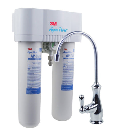 3M Aqua-Pure Under Sink Water Filtration System - Model AP-DWS1000 - Chickadee Solutions - 1