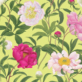 Entertaining with Caspari Gift Wrapping Papering Paper Peony 2-Sheets - Chickadee Solutions