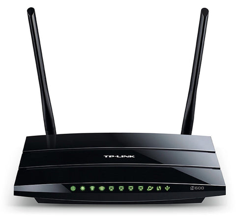 TP-LINK TL-WDR3500 Wireless N600 Dual Band Router 2.4GHz 300Mbps+5Ghz 300Mbps... - Chickadee Solutions - 1
