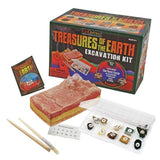 GeoCentral Excavation Dig Kit - Treasures Of The Earth - Chickadee Solutions