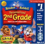 Reader Rabbit Personalized 2nd Grade Deluxe - Chickadee Solutions