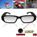 Oumeiou Newest 1080P HD Digital Video Spy Camera Glasses Hidden Camcorder Cam... - Chickadee Solutions - 1