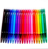 Pilot FriXion Ball Slim Retractable Erasable Gel Ink Pens Extra Fine Point 0.... - Chickadee Solutions - 1