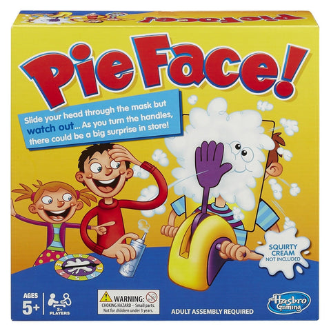 Hasbro Pie Face! Game - Chickadee Solutions - 1