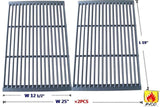 Hyco hy66662 (2-pack) Cast Iron Cooking Grid Cooking Grates Replacement for B... - Chickadee Solutions