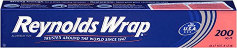 Reynolds Wrap Aluminum Foil 200 Sq Ft Standard - Chickadee Solutions - 1