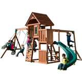 Swing-N-Slide Cedar Brook Play Set - Chickadee Solutions - 1