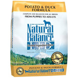 Natural Balance Small Breed Bites L.I.D. Limited Ingredient Diets 13-Pound - Chickadee Solutions - 1