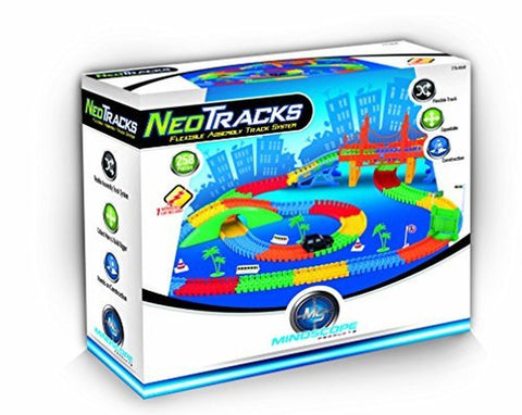 Mindscope Neo Tracks Twister Tracks 258 Flexible Track System - Chickadee Solutions
