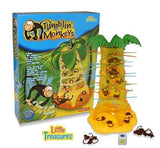 Tumbling Monkey Sticks Game a 3D Game Like Ker-Plunk A Fun Family Board Game.... - Chickadee Solutions - 1