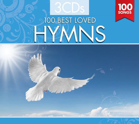 100 BEST LOVED HYMNS (3 CD Music Collection): Spiritual and Popular Christian... - Chickadee Solutions