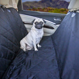 Devoted Doggy Premium Dog Seat Cover with Hammock Feature - Waterproof Materi... - Chickadee Solutions - 1