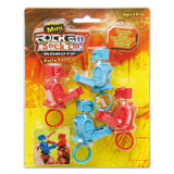 Rock Em Sock Em Mini Games 4ct - Chickadee Solutions