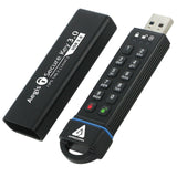 Apricorn Aegis Secure Key 30 GB FIPS 140-2 Level 3 Validated 256-bit Encrypti... - Chickadee Solutions - 1