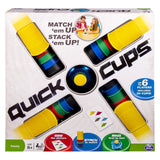 Spin Master Games Quick Cups - Chickadee Solutions - 1
