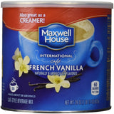 Maxwell House International Coffee French Vanilla Cafe 29 Ounce Cans (Pack of... - Chickadee Solutions - 1