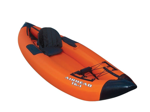 AIRHEAD AHTK-1 Montana Performance 1 Person Kayak - Chickadee Solutions - 1