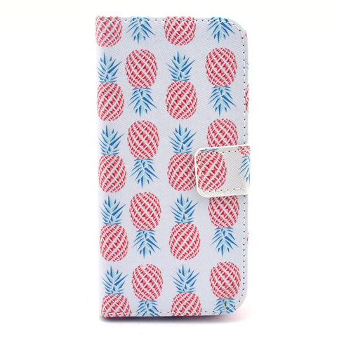 iPhone 6/6S Case Firefish High Quality PU Leather Case Wallet Flip Kickstand ... - Chickadee Solutions - 1