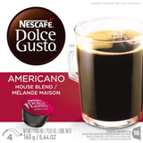Nescafe Dolce Gusto for Nescafe Dolce Gusto Brewers Cafe Americano 48 Count - Chickadee Solutions - 1