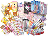 10 of Assorted School Supply Stationary Set (10 Items Will Be Randomly Select... - Chickadee Solutions - 1